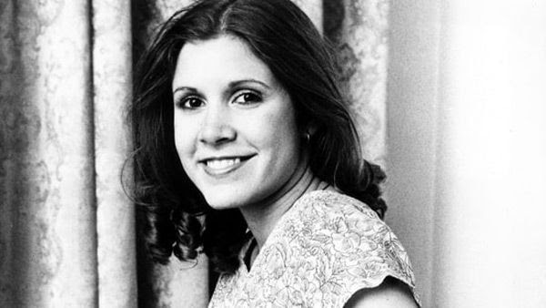 Rest In Peace, Carrie. The Force will be with you, always.