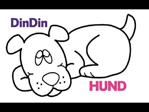 in aller freundschaft alle folgen: wie zeichnet man hund | tier malvorlagen für kinder | hund