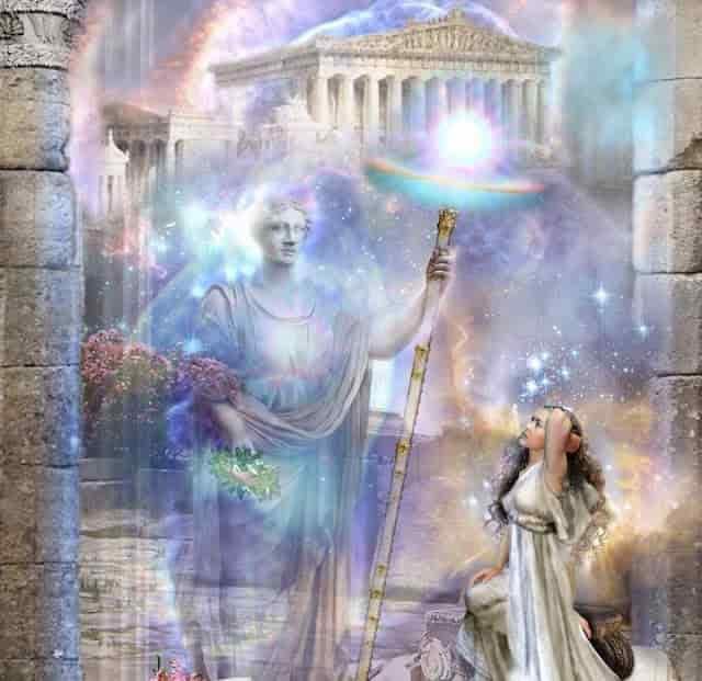 θεα και ελληνικος πολιτισμος