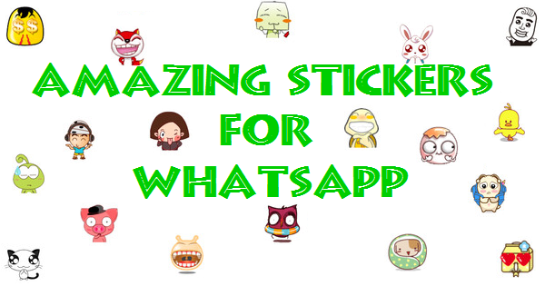 Amazing WhatsApp Stickers