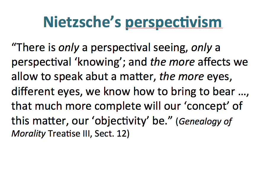 Nietzsche Youre The Teacher