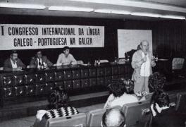 Carvalho Calero orador