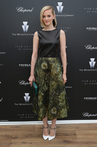 Jess Weixler - The Disappearance Of Eleanor Rigby 67th Cannes Film Festival Pre-Screening Reception Hosted By The Weinstein Company, Myriad Pictures & Chopard At Albane by Costes JW Marriott - 67th Annual Cannes Film Festival