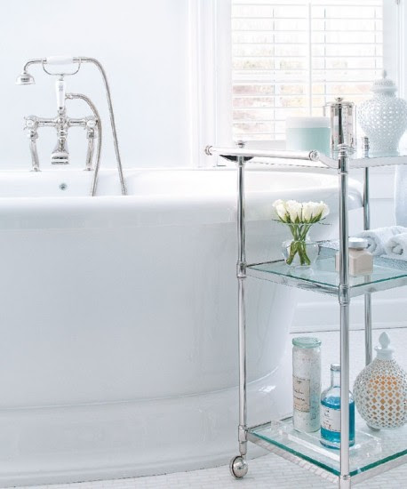 43 Ideas How to Organize Your Bathroom | Style Motivation