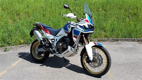 buy motorbike demonstration model honda crf   africa