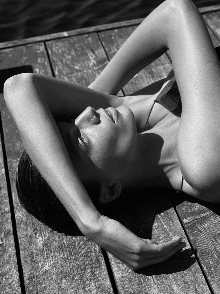 Daria Werbowy By Mikael Jansson For Interview September 20142