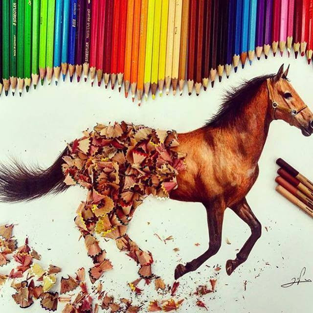 40 Most Funniest Pencil Drawings and Art works - Funny ...