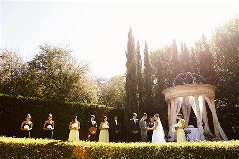 Garden Weddings, Adelaide Hills » Silvestri's of Clarendon