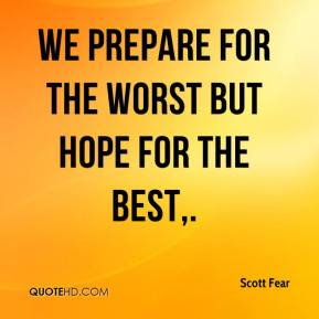 Scott Fear Quotes Quotehd