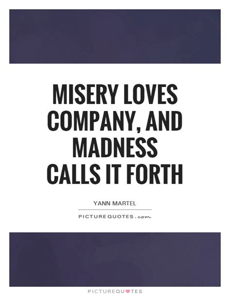Funny Misery Loves Company Quotes