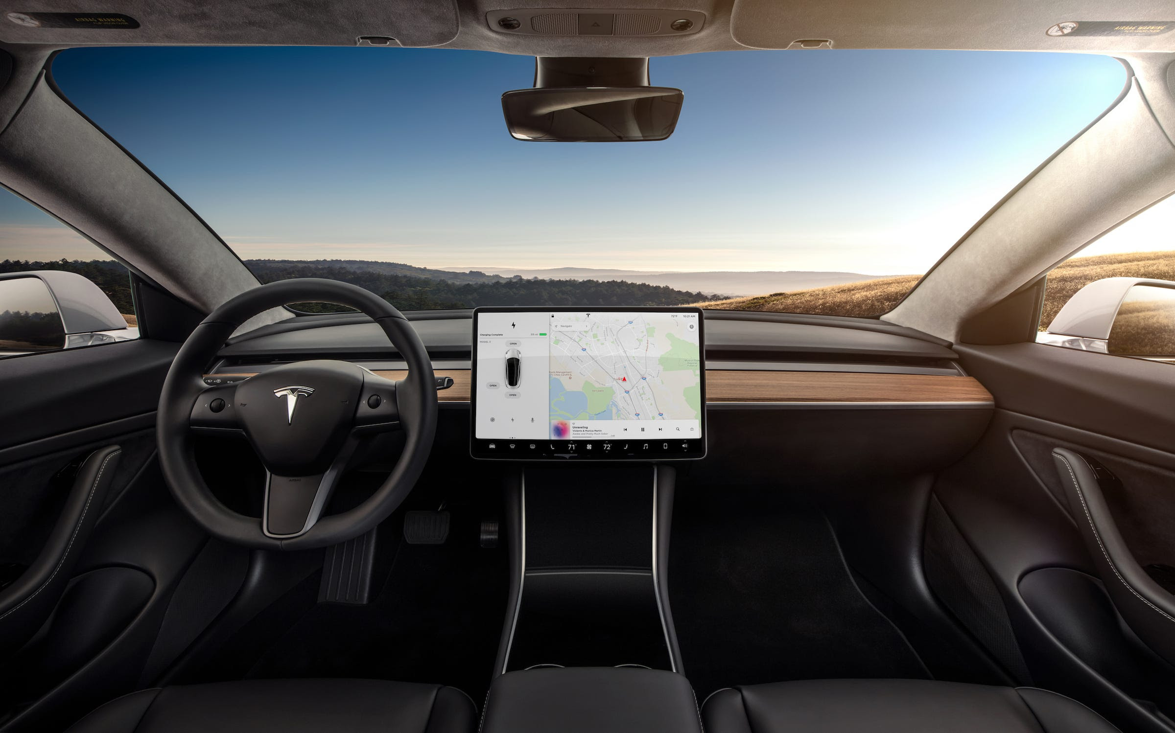 Model 3 Dashboard EMBARGOED DO NOT USE