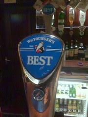 Caledonian, Wm Younger's Best, Scotland