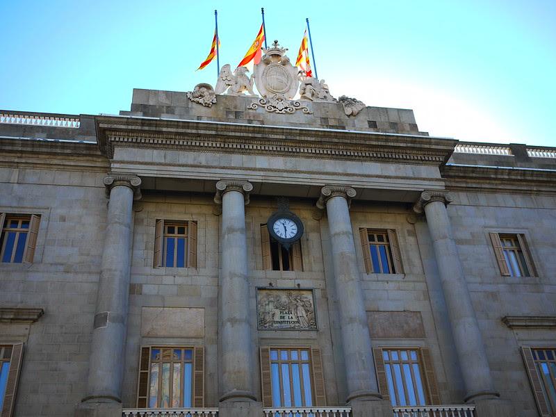 巴塞隆納市政廳 Casa de la Ciutat