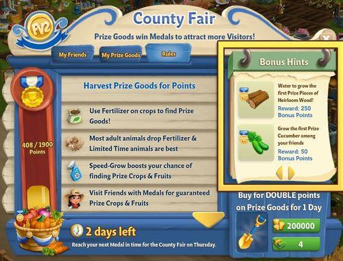 County Fair - FarmVille 2
