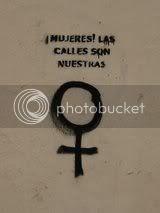 Intervenção Urbana Feminista