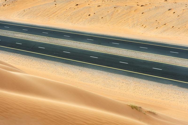 2012 Pic(k) of the week 12: Desert road