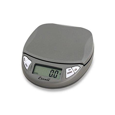 escali pico  precision  gram food scale bed bath