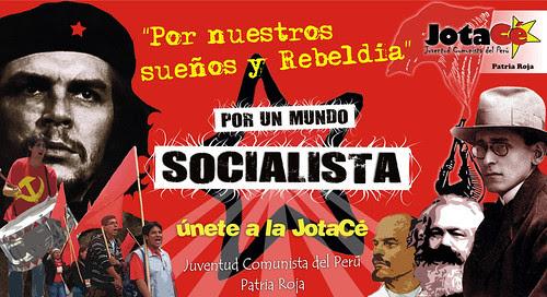 Por la revolución y el Socialismo