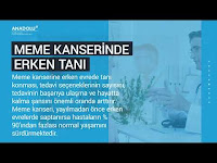 Meme Kanserinde Erken Tanı - Anadolu Sağlık Merkezi