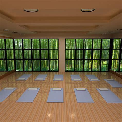 yoga studio lighting max