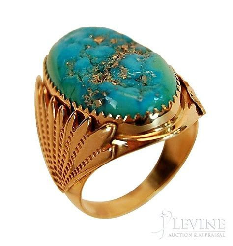 17 Best ideas about Mens Turquoise Rings on Pinterest