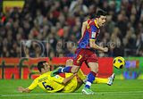FC Barcelona vs Villareal Pictures