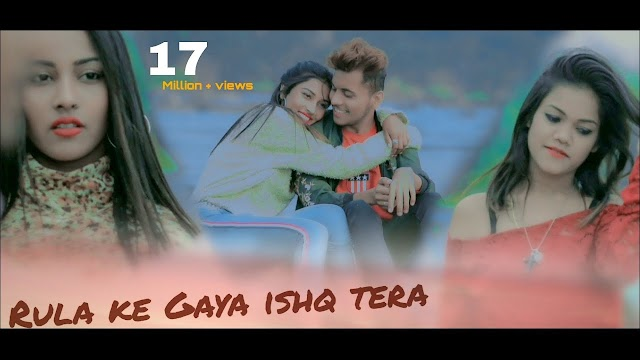 Rula ke Gaya ishq Tera Lyrics Urdu/Hindi/English - Stebin Ben Lyrics
