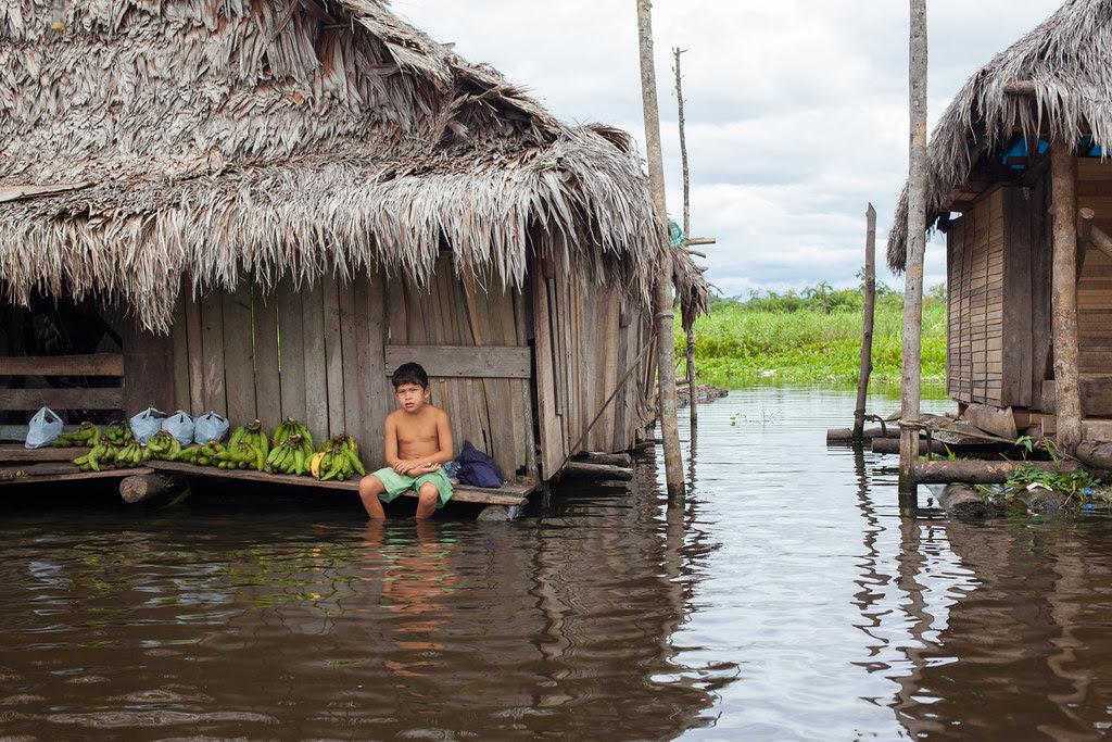 Bananas, Iquitos, Peru