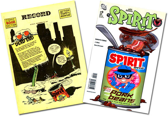 Spirit Section 12/30/45 & Spirit #5