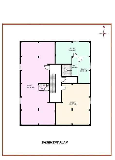 small house plans  basements  home plans design