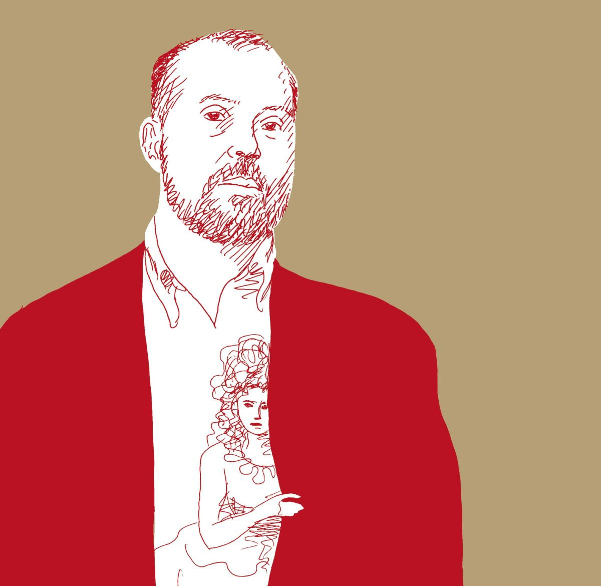 Alexander Chee's second novel is operatic both in content and in style.