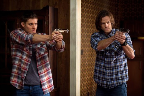 Recap/review of Supernatural 8x13 'Everybody Hates Hitler' by freshfromthe.com