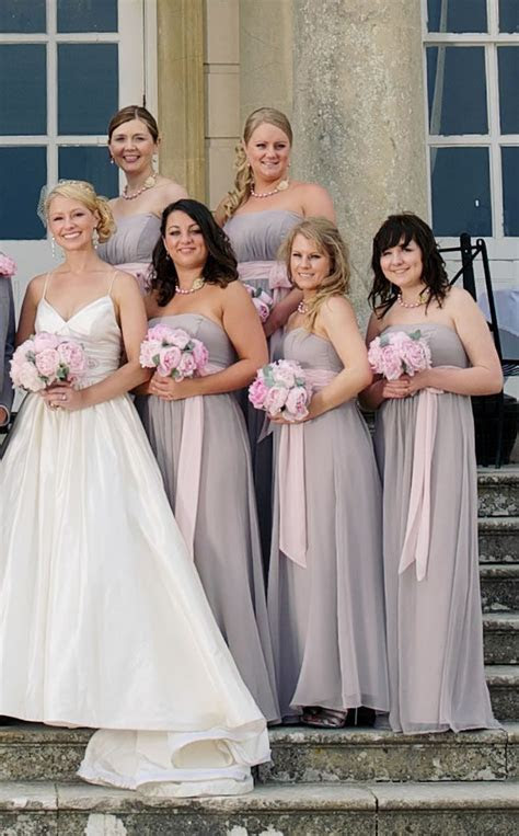 Best dressed bridesmaids! 6 fabulous real life looks from