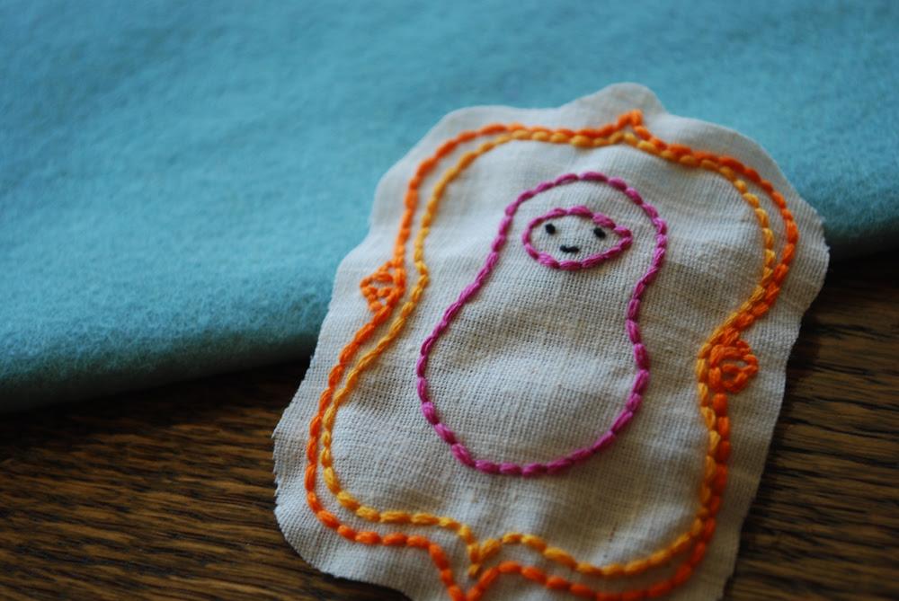 jordnot embroidery