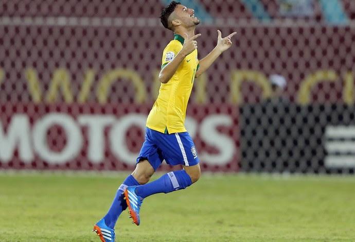 Boschilia brasil x honduras (Foto: Getty Images)