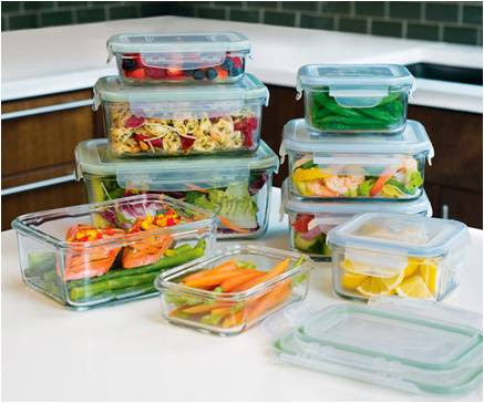 Why Glass Kitchen Food Storage Containers Are Better