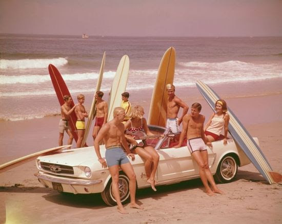 Doesn't this look amazing! I'd give anything to have that 1960 Ford.
