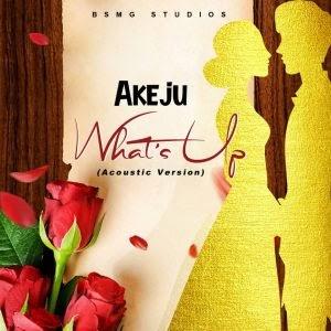 Akeju – Whatsup (acoustic version) Mp3 Download