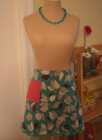 my apron reverse