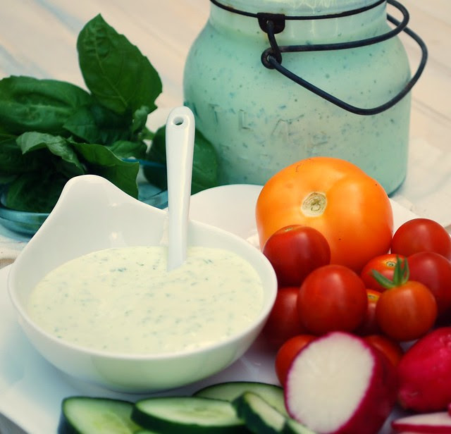 Herbed Ranch Dressing 1