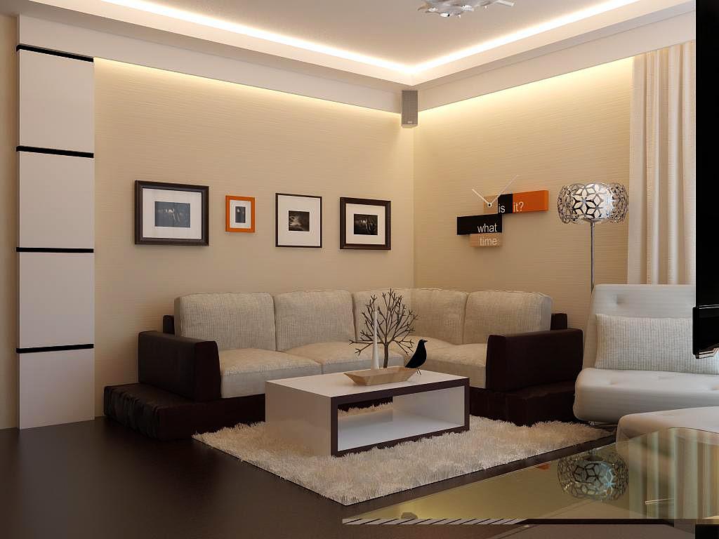 Ruang Tamu Minimalis 15 Desain Rumah Minimalis