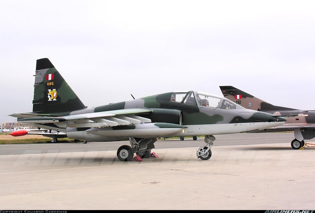 Aviación peruana, ¿Superioridad aérea?