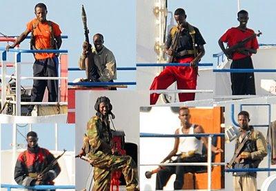 Musuh Baru perompak somalia!!!