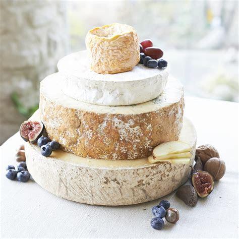?Topaz? Cheese Wedding Cake ? The Courtyard Dairy.