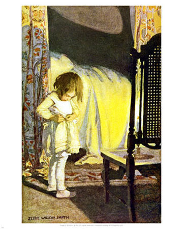 Bed in Summer Giclee Print
