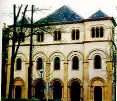 GenAmi genealogie juive synagogue Metz