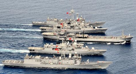 Τουρκικός στόλος