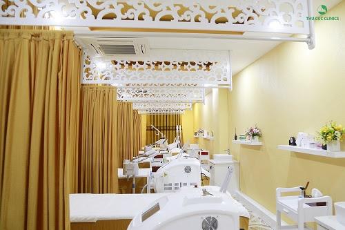 Kế thừa mô hình làm đẹp cao cấp của toàn hệ thống, Thu Cúc Clinic Đà Nẵng sẵn sàng mang đến những giải pháp làm đẹp cho các khách hàng miền trung.