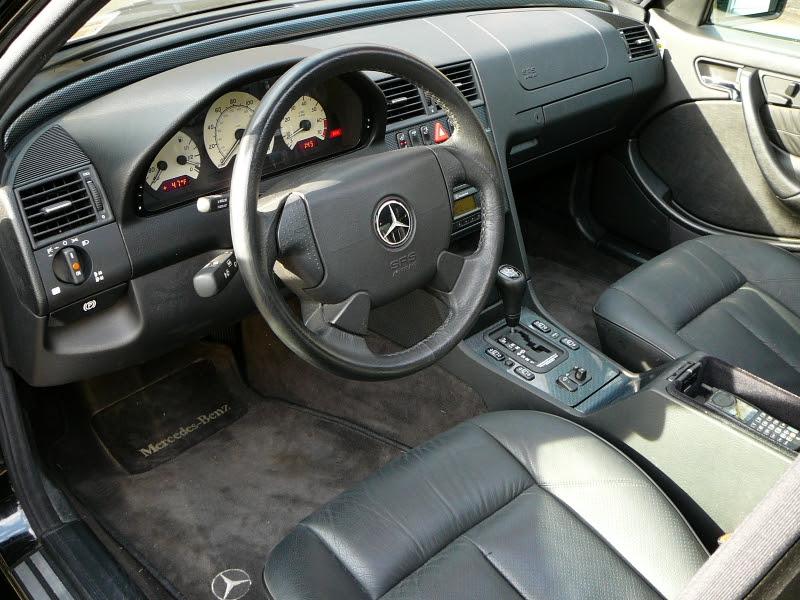 1999 Mercedes-Benz C280 Sport - low mileage!