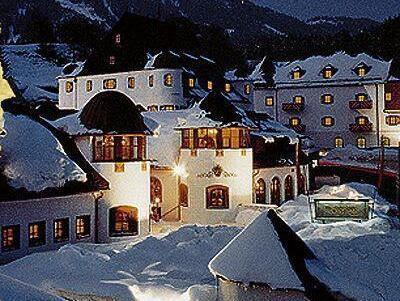 Review Hotel Schloss Rosenegg